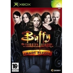 BUFFY THE VAMPIRE SLAYER CHAOS BLEEDS PER XBOX USATO