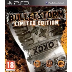 BULLETSTORM LIMITED EDITION PER PS3 USATO