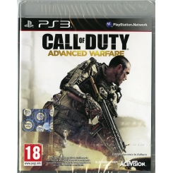 CALL OF DUTY ADVANCED WARFARE PS3 NUOVO