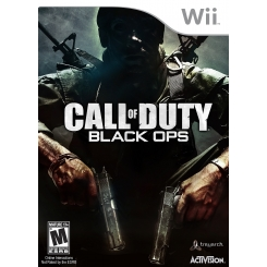 CALL OF DUTY BLACK OPS PER NINTENDO WII USATO