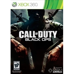 CALL OF DUTY BLACK OPS XBOX 360 USATO