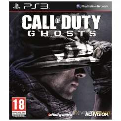 CALL OF DUTY GHOSTS PER PS3 NUOVO