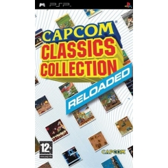 CAPCOM CLASSICS COLLECTION PSP USATO