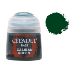 CITADEL CALIBAN GREEN COLORE VERDE PER WARHAMMER