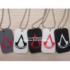 COLLANA ASSASSIN'S CREED BIANCA/NERA MORBIDA