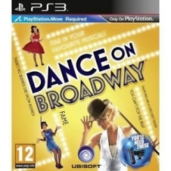 DANCE ON BROADWAY PER PS3 NUOVO
