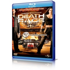 DEATH RACE BLU-RAY