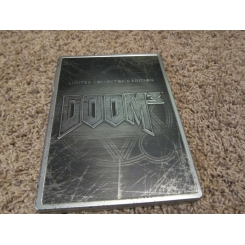 DOOM 3 LIMITED COLLECTOR'S EDITION PER XBOX USATO