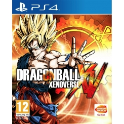DRAGON BALL XENOVERSE PER PS4 USATO