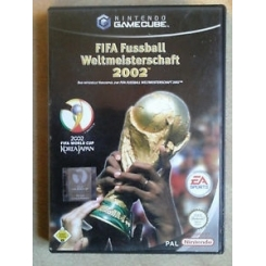 FIFA FOOTBALL 2002 IN TEDESCO PER GAMECUBE USATO