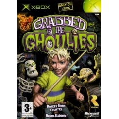 GRABBET BY THE GHOULIES PER XBOX USATO