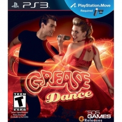 GREASE DANCE (RICHIEDE PLAYSTATION MOVE) PER PS3 NUOVO