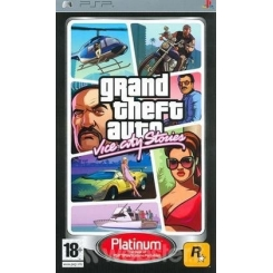 GTA: VICE CITY STORIES PSP PLATINUM USATO