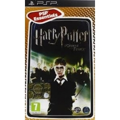 HARRY POTTER E L'ORDINE DELLA FENICE PSP ESSENTIALS