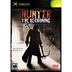 HUNTER THE RECKONING PER XBOX USATO