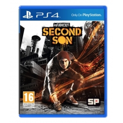 INFAMOUS SECOND SON PER PS4 NUOVO