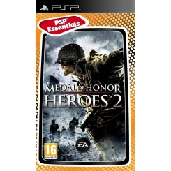 MEDAL OF HONOR HEROES 2 PER PSP NUOVO
