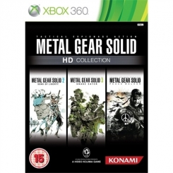 METAL GEAR SOLID HD COLLECTION PER XBOX 360 USATP