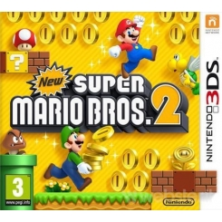 NEW SUPER MARIO BROS 2 PER NINTENDO 3DS USATO