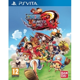 ONE PIECE UNLIMITED WORLD PSVITA USATO