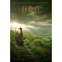 POSTER DI GANDALF THE HOBBIT