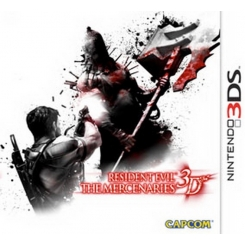 RESIDENT EVIL THE MERCENARIES 3D PER NINTENDO 3DS USATO