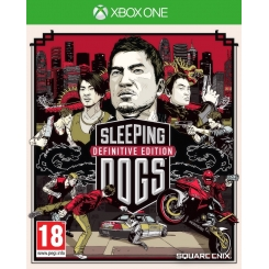 SLEEPING DOGS DEFINITIVE EDITION XBOX ONE NUOVO